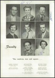 Page 12, 1954 Edition, Bethel High School - Bethelonian Yearbook (Spanaway, WA) online yearbook collection
