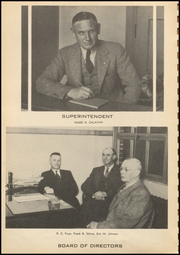 Page 10, 1937 Edition, Sumner High School - Spartan Yearbook (Sumner, WA) online yearbook collection