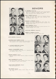 Page 16, 1937 Edition, Sumner High School - Spartan Yearbook (Sumner, WA) online yearbook collection