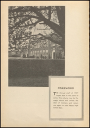 Page 6, 1937 Edition, Sumner High School - Spartan Yearbook (Sumner, WA) online yearbook collection