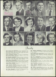 Page 9, 1951 Edition, Sumner High School - Spartan Yearbook (Sumner, WA) online yearbook collection