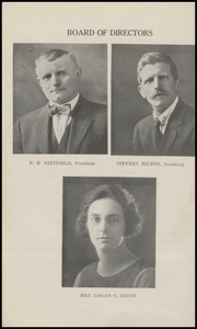 Page 6, 1923 Edition, Marysville High School - Quil Ceda Yearbook (Marysville, WA) online yearbook collection