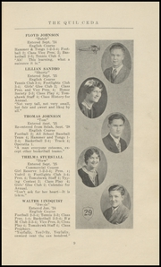 Page 15, 1929 Edition, Marysville High School - Quil Ceda Yearbook (Marysville, WA) online yearbook collection
