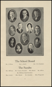Page 7, 1929 Edition, Marysville High School - Quil Ceda Yearbook (Marysville, WA) online yearbook collection