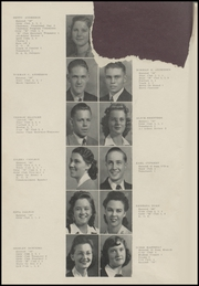 Page 14, 1943 Edition, Marysville High School - Quil Ceda Yearbook (Marysville, WA) online yearbook collection
