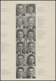 Page 15, 1943 Edition, Marysville High School - Quil Ceda Yearbook (Marysville, WA) online yearbook collection