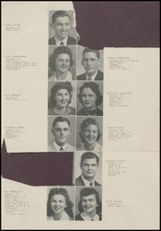 Page 17, 1943 Edition, Marysville High School - Quil Ceda Yearbook (Marysville, WA) online yearbook collection