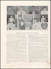 Page 12, 1953 Edition, Marysville High School - Quil Ceda Yearbook (Marysville, WA) online yearbook collection