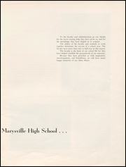 Page 11, 1954 Edition, Marysville High School - Quil Ceda Yearbook (Marysville, WA) online yearbook collection