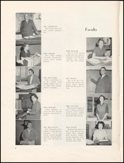 Page 14, 1954 Edition, Marysville High School - Quil Ceda Yearbook (Marysville, WA) online yearbook collection