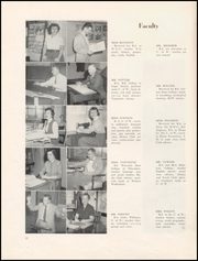 Page 16, 1954 Edition, Marysville High School - Quil Ceda Yearbook (Marysville, WA) online yearbook collection