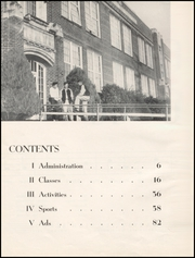 Page 6, 1954 Edition, Marysville High School - Quil Ceda Yearbook (Marysville, WA) online yearbook collection