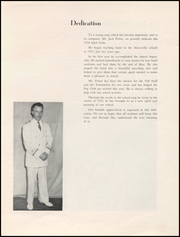 Page 7, 1954 Edition, Marysville High School - Quil Ceda Yearbook (Marysville, WA) online yearbook collection