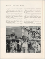 Page 8, 1954 Edition, Marysville High School - Quil Ceda Yearbook (Marysville, WA) online yearbook collection