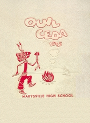 Page 1, 1955 Edition, Marysville High School - Quil Ceda Yearbook (Marysville, WA) online yearbook collection