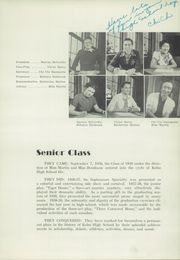 Page 11, 1939 Edition, Kelso High School - Bagpipe Yearbook (Kelso, WA) online yearbook collection