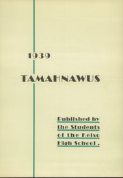 Page 5, 1939 Edition, Kelso High School - Bagpipe Yearbook (Kelso, WA) online yearbook collection
