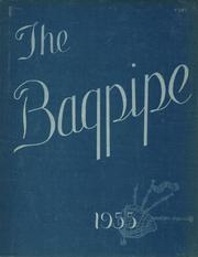 1955 Edition, Kelso High School - Bagpipe Yearbook (Kelso, WA)