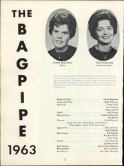 Page 8, 1963 Edition, Kelso High School - Bagpipe Yearbook (Kelso, WA) online yearbook collection