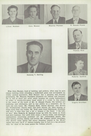 Page 15, 1949 Edition, Moses Lake High School - Tyee Yearbook (Moses Lake, WA) online yearbook collection