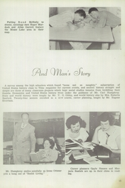 Page 17, 1949 Edition, Moses Lake High School - Tyee Yearbook (Moses Lake, WA) online yearbook collection