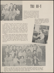 Page 16, 1951 Edition, Moses Lake High School - Tyee Yearbook (Moses Lake, WA) online yearbook collection
