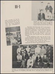 Page 17, 1951 Edition, Moses Lake High School - Tyee Yearbook (Moses Lake, WA) online yearbook collection