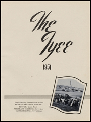 Page 5, 1951 Edition, Moses Lake High School - Tyee Yearbook (Moses Lake, WA) online yearbook collection