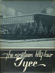 Page 1, 1954 Edition, Moses Lake High School - Tyee Yearbook (Moses Lake, WA) online yearbook collection
