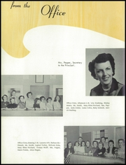 Page 12, 1954 Edition, Moses Lake High School - Tyee Yearbook (Moses Lake, WA) online yearbook collection