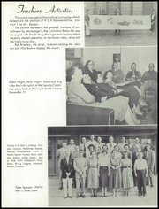 Page 13, 1954 Edition, Moses Lake High School - Tyee Yearbook (Moses Lake, WA) online yearbook collection