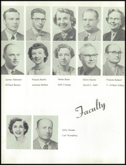Page 14, 1954 Edition, Moses Lake High School - Tyee Yearbook (Moses Lake, WA) online yearbook collection
