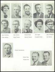 Page 15, 1954 Edition, Moses Lake High School - Tyee Yearbook (Moses Lake, WA) online yearbook collection
