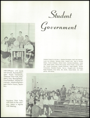 Page 16, 1954 Edition, Moses Lake High School - Tyee Yearbook (Moses Lake, WA) online yearbook collection
