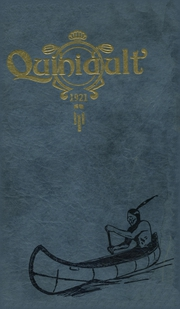 Page 1, 1921 Edition, Weatherwax High School - Quinault Yearbook (Aberdeen, WA) online yearbook collection