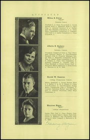 Page 16, 1921 Edition, Weatherwax High School - Quinault Yearbook (Aberdeen, WA) online yearbook collection