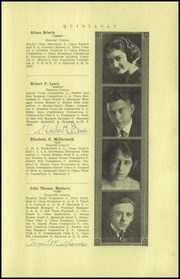 Page 17, 1921 Edition, Weatherwax High School - Quinault Yearbook (Aberdeen, WA) online yearbook collection