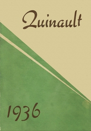 Page 1, 1936 Edition, Weatherwax High School - Quinault Yearbook (Aberdeen, WA) online yearbook collection