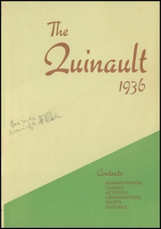 Page 5, 1936 Edition, Weatherwax High School - Quinault Yearbook (Aberdeen, WA) online yearbook collection