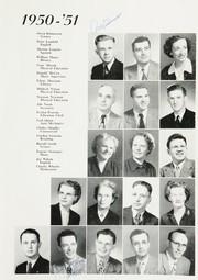 Page 11, 1951 Edition, Weatherwax High School - Quinault Yearbook (Aberdeen, WA) online yearbook collection