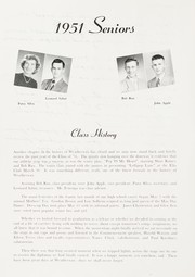 Page 14, 1951 Edition, Weatherwax High School - Quinault Yearbook (Aberdeen, WA) online yearbook collection