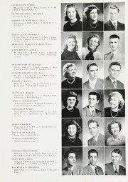 Page 15, 1951 Edition, Weatherwax High School - Quinault Yearbook (Aberdeen, WA) online yearbook collection