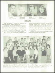 Page 11, 1958 Edition, Weatherwax High School - Quinault Yearbook (Aberdeen, WA) online yearbook collection