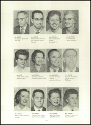Page 14, 1959 Edition, Weatherwax High School - Quinault Yearbook (Aberdeen, WA) online yearbook collection