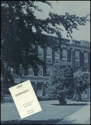 Page 6, 1959 Edition, Weatherwax High School - Quinault Yearbook (Aberdeen, WA) online yearbook collection