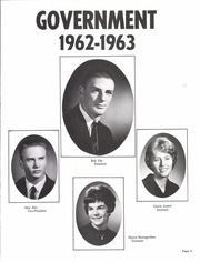 Page 9, 1963 Edition, Weatherwax High School - Quinault Yearbook (Aberdeen, WA) online yearbook collection