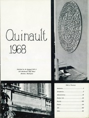 Page 5, 1968 Edition, Weatherwax High School - Quinault Yearbook (Aberdeen, WA) online yearbook collection