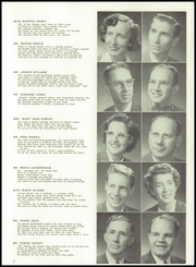 Page 11, 1952 Edition, Bellevue High School - Beacon Yearbook (Bellevue, WA) online yearbook collection