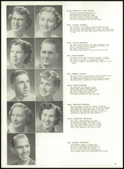 Page 12, 1952 Edition, Bellevue High School - Beacon Yearbook (Bellevue, WA) online yearbook collection