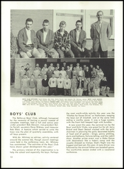 Page 16, 1952 Edition, Bellevue High School - Beacon Yearbook (Bellevue, WA) online yearbook collection